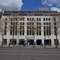 Location Bureau Paris 8ème 432 m²