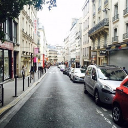 Location Local commercial Paris 9ème 72 m²
