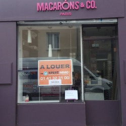 Location Local commercial Colombes 22 m²