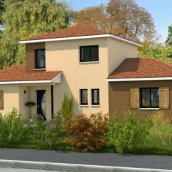 Maison  5 pièces + Terrain  1250 m² Sainte-Croix