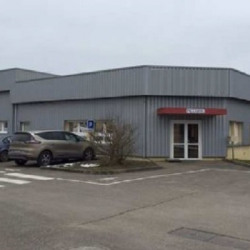 Location Entrepôt Péronnas 300 m²
