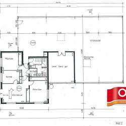 Location Local d'activités Vannes 440 m²