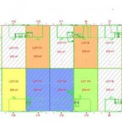 Location Local d'activités Lisses 1252 m²