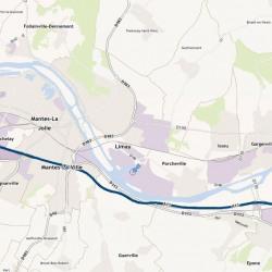 Location Local d'activités Limay 1000 m²