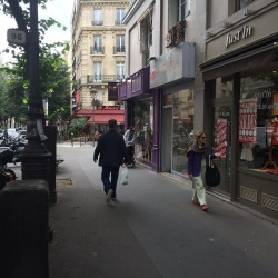 Location Local commercial Paris 16ème 50 m²
