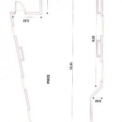 Location Bureau Paris 15ème 367 m²