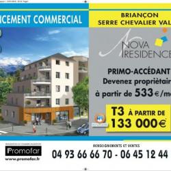 photo immobilier neuf Briançon