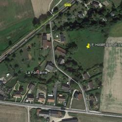 Terrain  de 1101 m²  Monnaie  (37380)