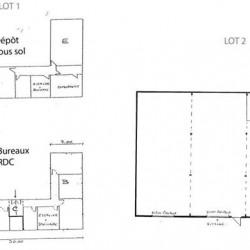 Location Local d'activités Hauconcourt 1229 m²