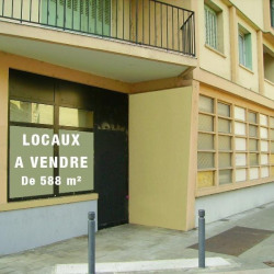 Vente Local commercial Grenoble 588 m²