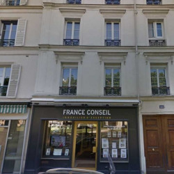 Location Local commercial Paris 7ème 46 m²