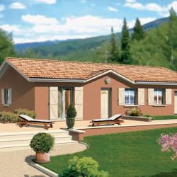Maison  4 pièces + Terrain  567 m² Varambon