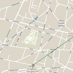 Location Local d'activités Paris 18ème 122 m²