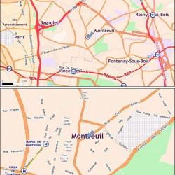 Location Bureau Montreuil 472 m²
