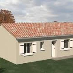 Maison  4 pièces + Terrain  500 m² La Bâtie-Neuve
