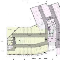 Location Bureau Lyon 7ème 2717 m²