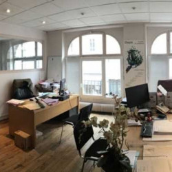 Location Bureau Paris 10ème 101 m²