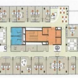 Location Bureau Arcueil 1565 m²