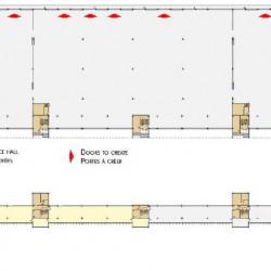 Location Entrepôt Aulnay-sous-Bois 11574 m²