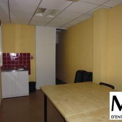 Location Bureau Villeurbanne 230 m²