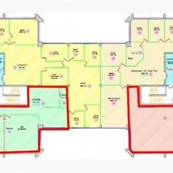 Location Bureau Bron 1666 m²