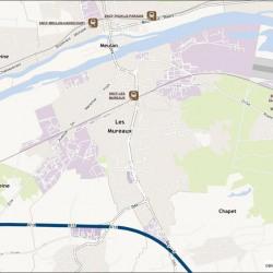 Location Local d'activités Les Mureaux 3150 m²