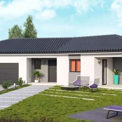 Maison  5 pièces + Terrain  1492 m² Ambierle