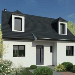 Maison  4 pièces + Terrain  1011 m² Criquebeuf-la-Campagne