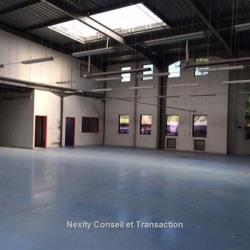 Location Local d'activités Montmagny 626 m²