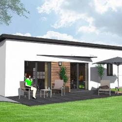 Maison  1 pièces + Terrain  410 m² Plourin-Lès-Morlaix