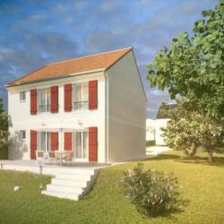 Maison  4 pièces + Terrain  200 m² Osny