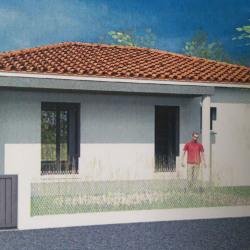 Maison  4 pièces + Terrain  552 m² Crespian