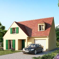 Maison  5 pièces + Terrain  634 m² Saint-Piat
