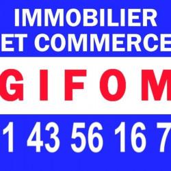 Vente Local commercial Drancy 40 m²
