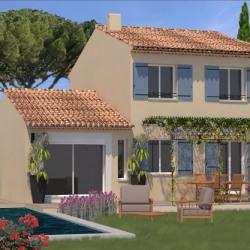 Maison  4 pièces + Terrain  300 m² Salon-de-Provence