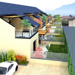 Maison  5 pièces + Terrain  46 m² Aix-les-Bains