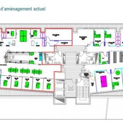 Location Bureau Lyon 2ème 771 m²