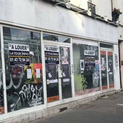 Location Local commercial Montreuil 230 m²