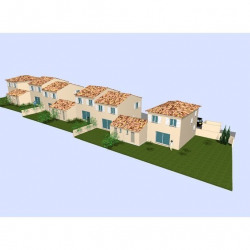 Maison  4 pièces + Terrain  144 m² Ensuès-la-Redonne