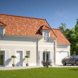 Maison  5 pièces + Terrain  280 m² Saint-Ouen-l'Aumône