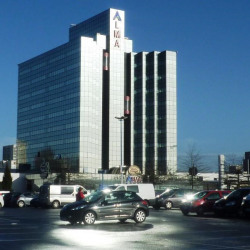 Location Bureau Rennes 52 m²