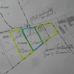 Vente Terrain Pirmil 2300 m²