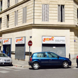 Location Local commercial Marseille 2ème 209,73 m²