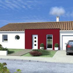 Maison  5 pièces + Terrain  686 m² Saint-Jean-de-Thouars