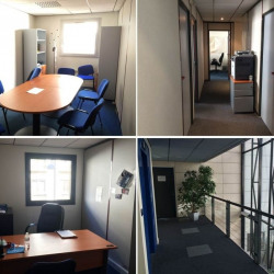 Location Bureau Paris 19ème 107 m²