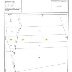 Vente Terrain Laveyron 3670 m²