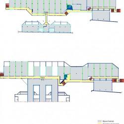 Location Bureau La Plaine Saint Denis 96 m²
