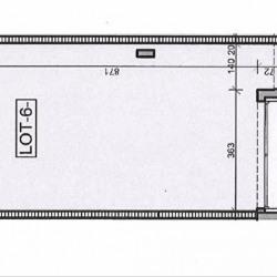 Location Local commercial Bidart 45 m²
