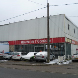 Location Local commercial Woippy 440 m²