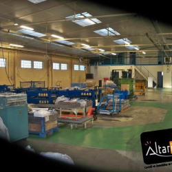 Vente Local d'activités Saint-Piat 750 m²